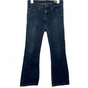 Blank NYC Medium Wash Mid Rise Bootcut Jeans